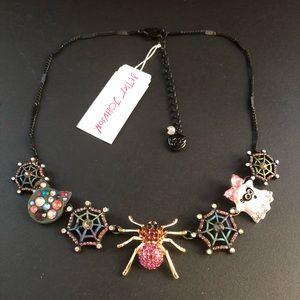 🎃Betsey Johnson Halloween Charm Necklace